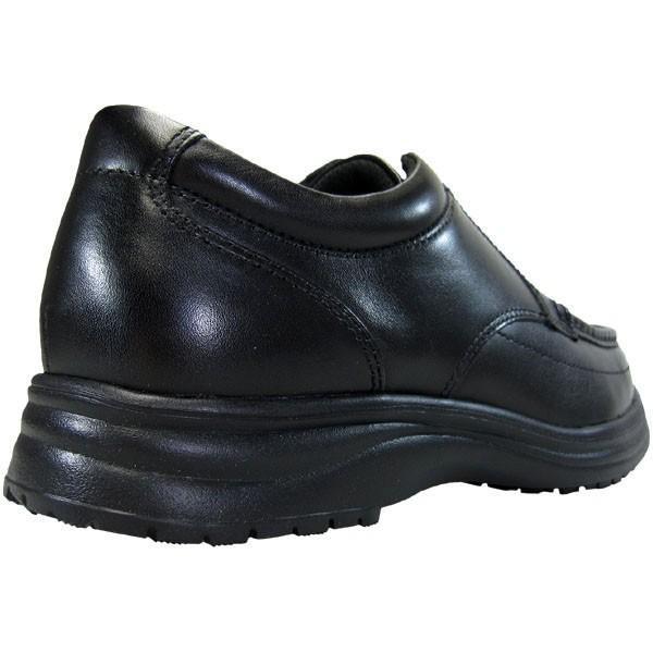 asics trading ハイテラック IL-130 黒 メンズ カジュアル シューズ Hite Luck ウォーキング シューズ 革靴 3E 本革 アシックス 商事|shoeparkkaminari|04