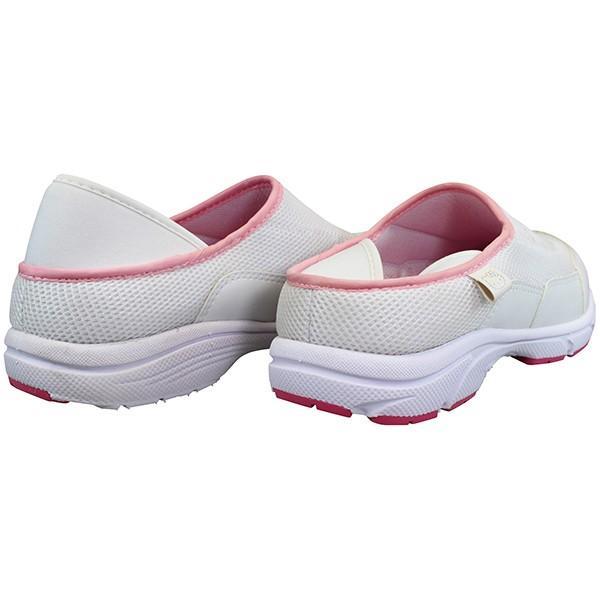 ハローキティ ナースシューズ SA-02723 ピンク レディース オフィスシューズ スリッポン スニーカー 靴 かかとが踏める SA2723 サンリオ
