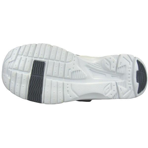 メンズ スポーツシューズ KB.STYLE 1954 白/ネイビー 3E ジョギング ランニング シューズ 幅広 軽量 お買い得 作業靴 shoeparkkaminari 03