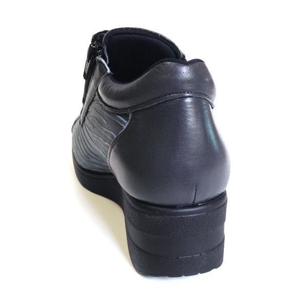 ウォーキングシューズ コンフォートグレー 幅広 3e 歩きやすい 疲れない 日本製 高級婦人靴 母の日 プレゼント 60代 50代