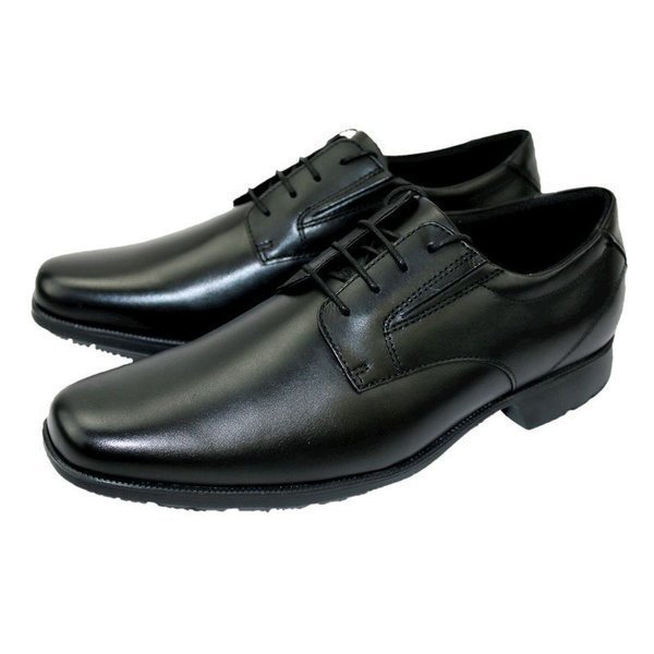 テクシーリュクスtexcyluxeビジネスメンズTU-7768ブラックBLACK24.527,28cm牛革プレーン革靴ビジネスシ