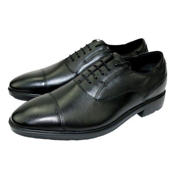 テクシーリュクスtexcyluxeビジネスメンズTU-7783ブラックBLACK24.527,28cm牛革ストレート革靴ビジネス