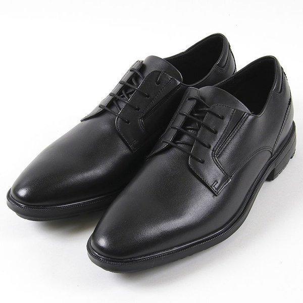テクシーリュクスtexcyluxeビジネスメンズTU-7782ブラックBLACK24.527,28cm革靴ビジネスシューズ幅広軽
