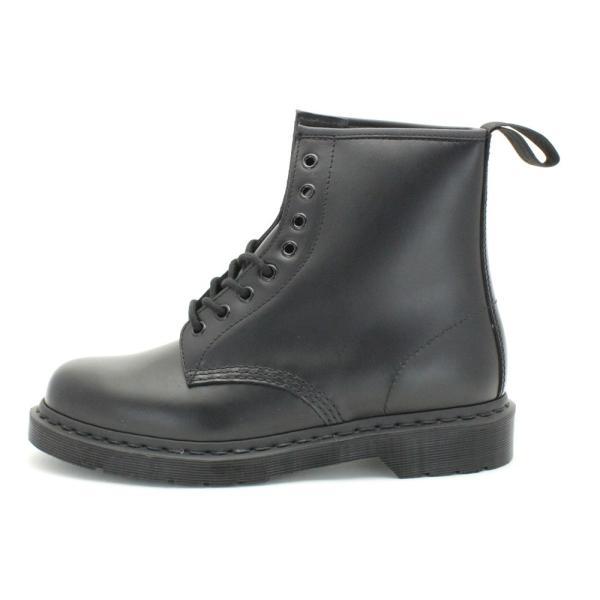 [ドクターマーチン]メンズ/ユニセックス 1460 / 8ホール ブーツ (ブラック/モノ) [Dr.Martens] mens 1460 / 8-EYE BOOT(BLK-MONO)  レディースサイズ有り|shoes-select|02