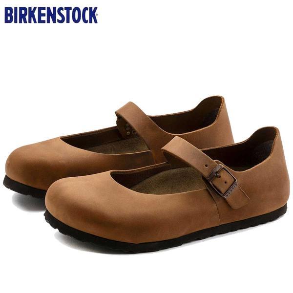 ビルケンシュトック BIRKENSTOCK MANTOVA(マントバ)レディース GS 1004603(オイルヌバック/アンティークブラウン)