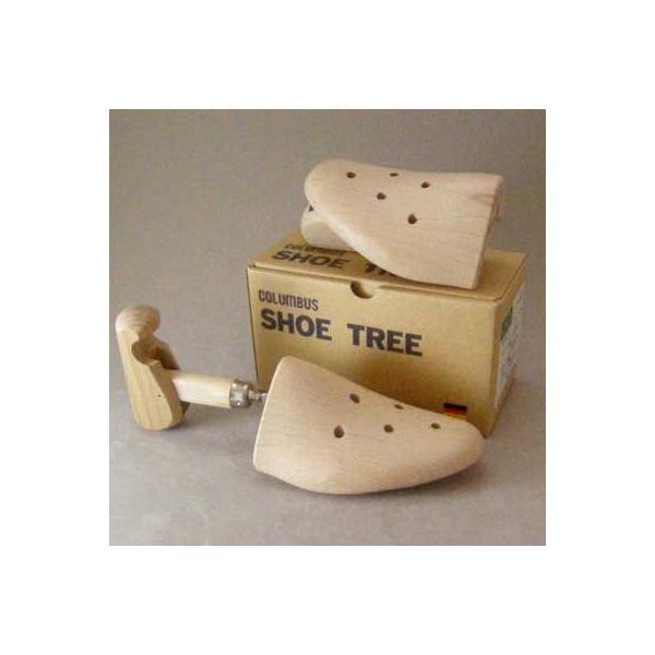 ドイツ製木製(ブナ材)シュートリーコロンブス COLUMBUS(ドイツ製)SHOE TREE シュートリー(男性用)
