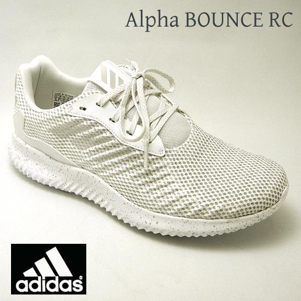 wholesale dealer c7900 ea502 アディダス スニーカー メンズ ランニング アルファ バウンス RC ホワイト 白 Alpha BOUNCE RC adidas CG5125|shoes  ...