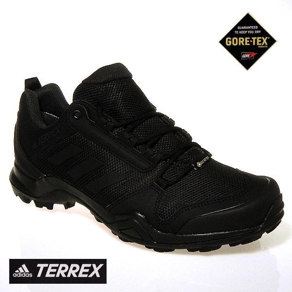 アディダス メンズ 透湿防水 ゴアテックス スニーカー TERREX AX3 GTX BC0516 GORETEX adidas コアブラック