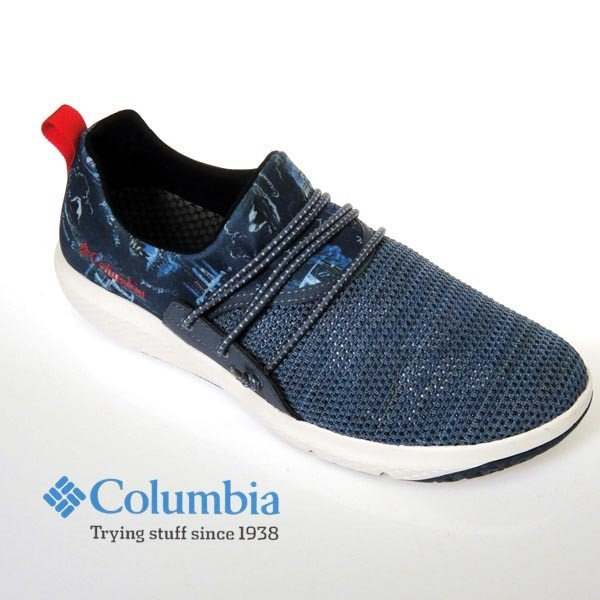 コロンビアスニーカーサーフサンドブリーズ2columbiasurf-sand-breeze2YU0261471カーボンアロハパタ