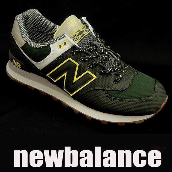 【セール】【返品不可】【送料無料】【クラシック】 ニューバランス レディースメンズスニーカー ML574 DARK GREEN newbalance ML574EXB shoes-sneakerkawa