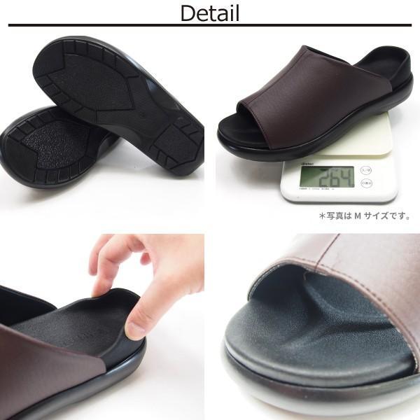 M.M.M. エムスリー コンフォートサンダル メンズ 全2色 92|shoesbase|03