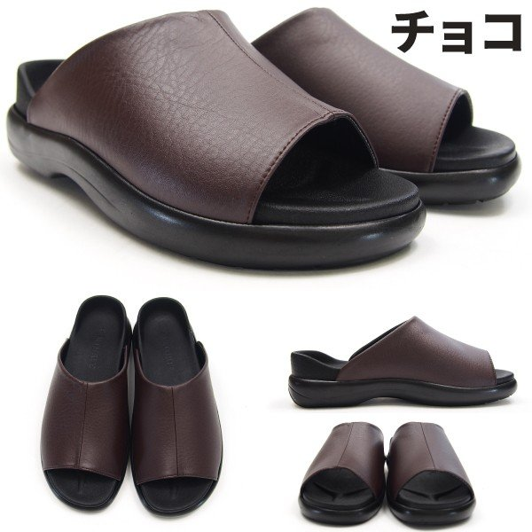 M.M.M. エムスリー コンフォートサンダル メンズ 全2色 92|shoesbase|05