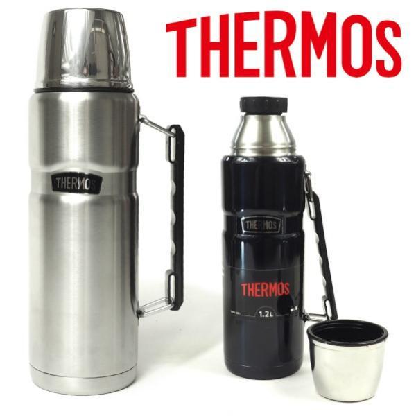 サーモス THERMOS ステンレスボトル ステンレス製携帯用まほうびん ROB-001 メンズ レディース shoesbase