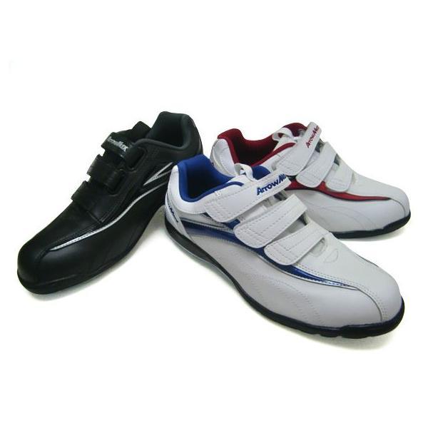 安全靴 スニーカー 軽量 樹脂先芯 マジックテープ 滑りにくい