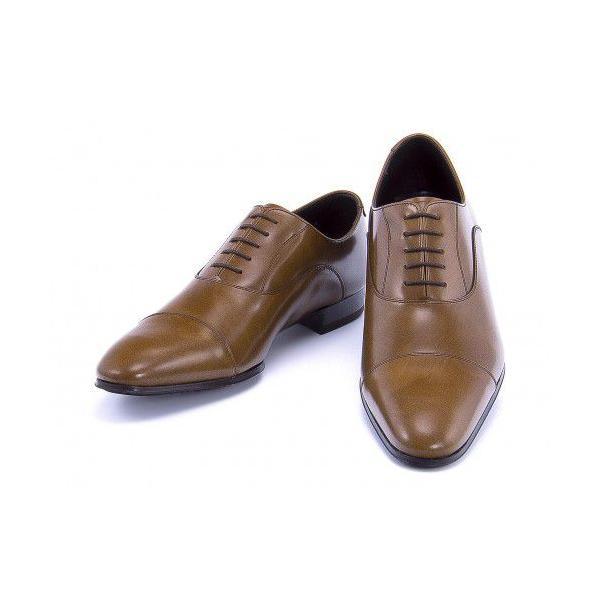 リーガル 靴 ブラウン ビジネスシューズ ストレートチップ REGAL 011R AL ブラウン【バーゲン】|shoesdirect|03