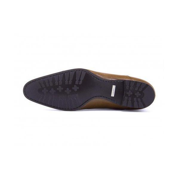 リーガル 靴 ブラウン ビジネスシューズ ストレートチップ REGAL 011R AL ブラウン【バーゲン】|shoesdirect|06