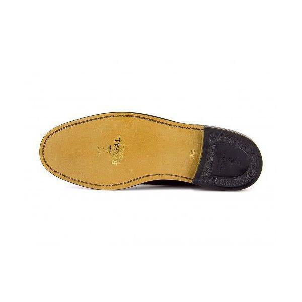 リーガル ビジネスシューズ 靴 メンズ プレーントゥ 2236NA ブラック【バーゲン】|shoesdirect|06