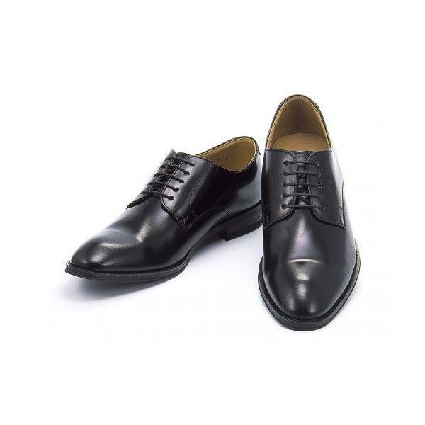 リーガル ビジネスシューズ 靴 メンズ REGAL プレーントゥ 810R AL ブラック【バーゲン】 [売れ筋]|shoesdirect|02