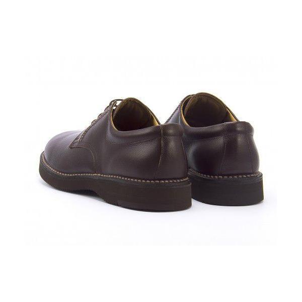 リーガルウォーカー JJ23 AG 3E REGAL プレーントゥ メンズ ビジネスシューズ ダークブラウン【バーゲン】|shoesdirect|03