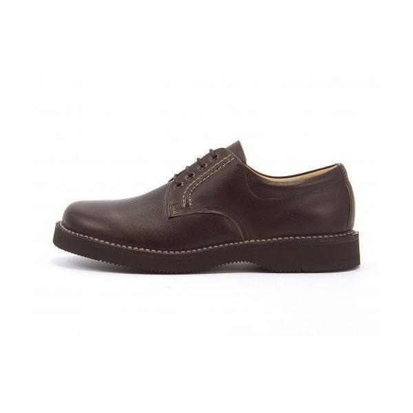 リーガルウォーカー JJ23 AG 3E REGAL プレーントゥ メンズ ビジネスシューズ ダークブラウン【バーゲン】|shoesdirect|04