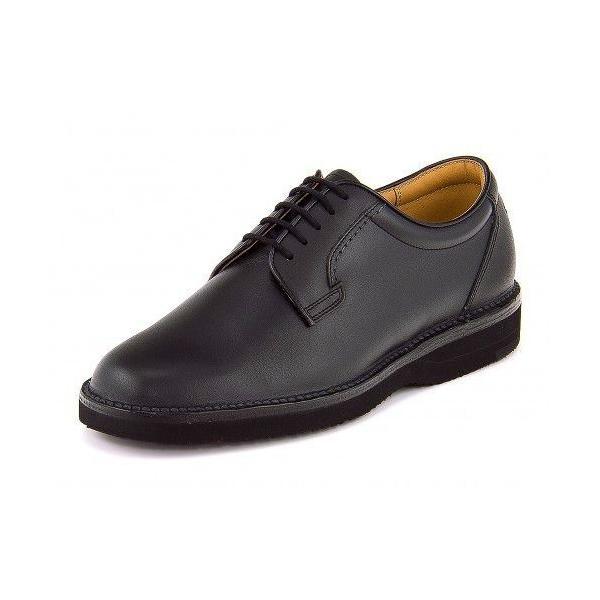リーガルウォーカー 601W 3E ビジネスシューズ REGAL プレーントゥ ブラック【バーゲン】|shoesdirect|03