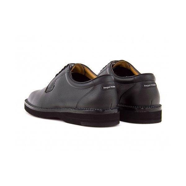 リーガルウォーカー 601W 3E ビジネスシューズ REGAL プレーントゥ ブラック【バーゲン】|shoesdirect|04