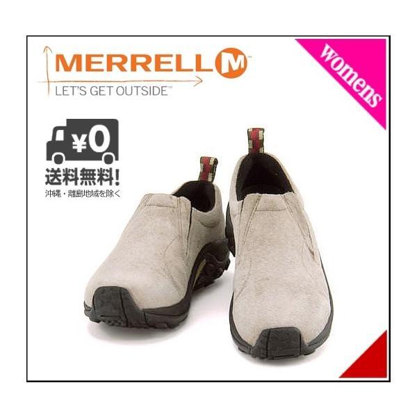 メレル スリッポン スニーカー レディース ジャングル モック 撥水 JUNGLE MOC MERRELL J60802 クラシックトープ