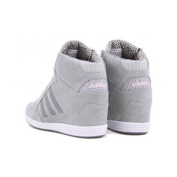 adidas ヒール スニーカー