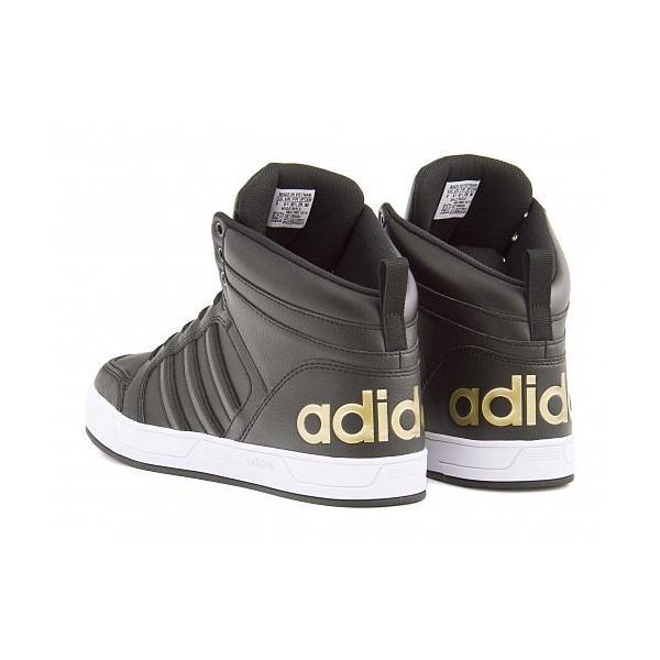 スニーカー ハイカット adidas