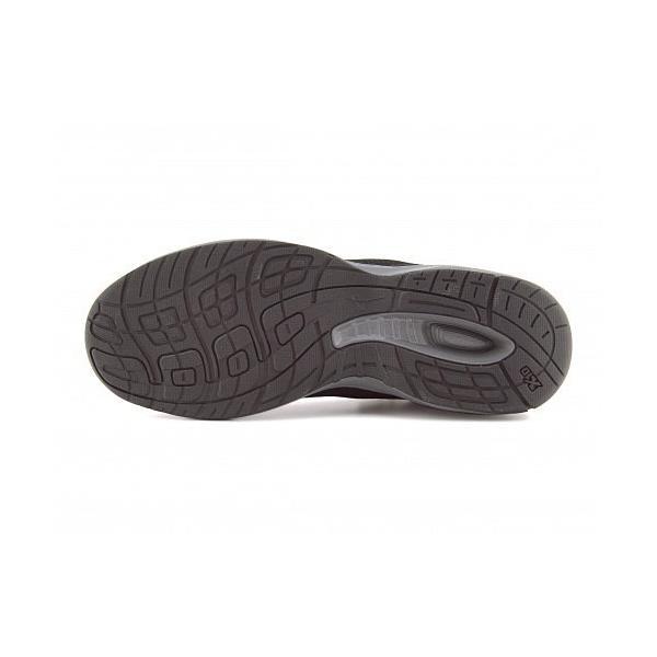 ミズノ メンズ ウォーキングシューズ スニーカー 軽量性 耐久性 3E エクササイズ イージースター3 mizuno B1GE153505 ブラック/グレー|shoesdirect|06