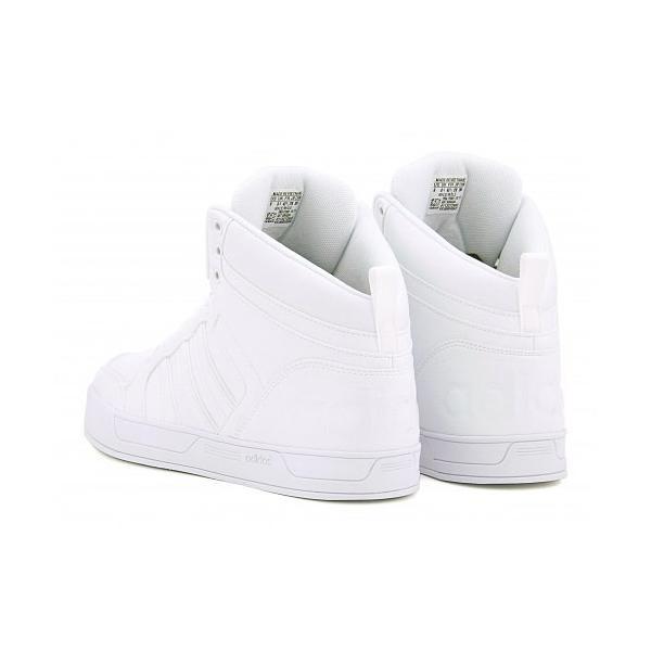 adidasスニーカー白メンズ