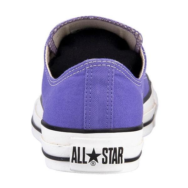 コンバース ローカット スニーカー メンズ オールスターウォッシュドキャンバスOX ALL STAR WASHEDCANVAS OX converse 1SC129 パープル|shoesdirect|11