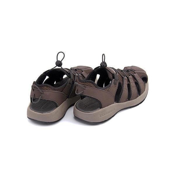 スケッチャーズ スポーツ サンダル メンズ メルボジャーニーマン2 MELBO- JOURNEYMAN 2 SKECHERS 51834 ブラウン|shoesdirect|04