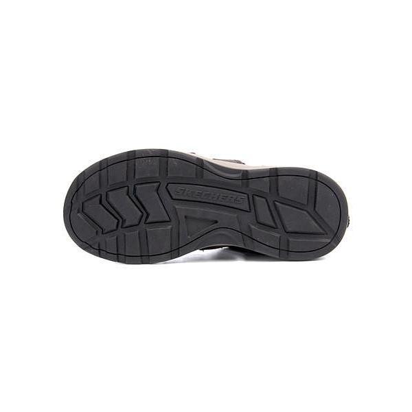 スケッチャーズ スポーツ サンダル メンズ メルボジャーニーマン2 MELBO- JOURNEYMAN 2 SKECHERS 51834 ブラウン|shoesdirect|06