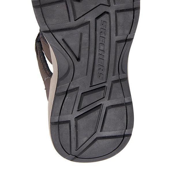 スケッチャーズ スポーツ サンダル メンズ メルボジャーニーマン2 MELBO- JOURNEYMAN 2 SKECHERS 51834 ブラウン|shoesdirect|09