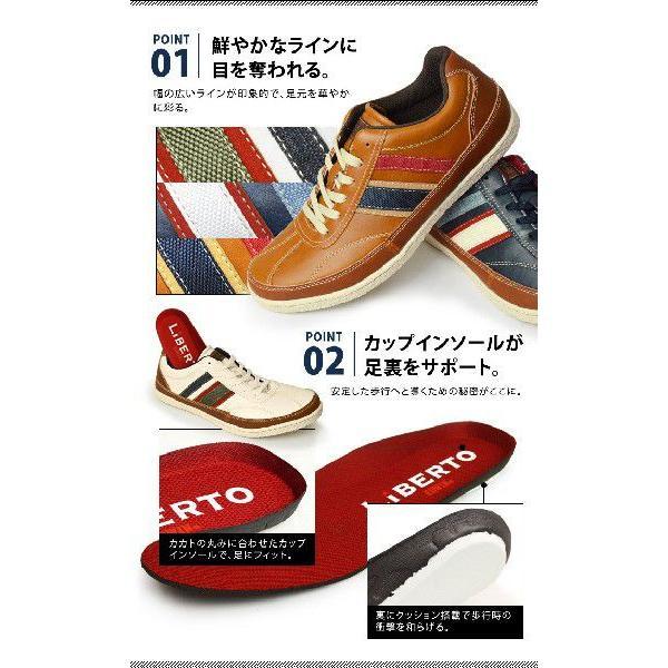 スニーカー 靴 メンズ シューズ メンズスニーカー カジュアルシューズ ローカット レースアップ 紐 メンズ 靴|shoesquare|02