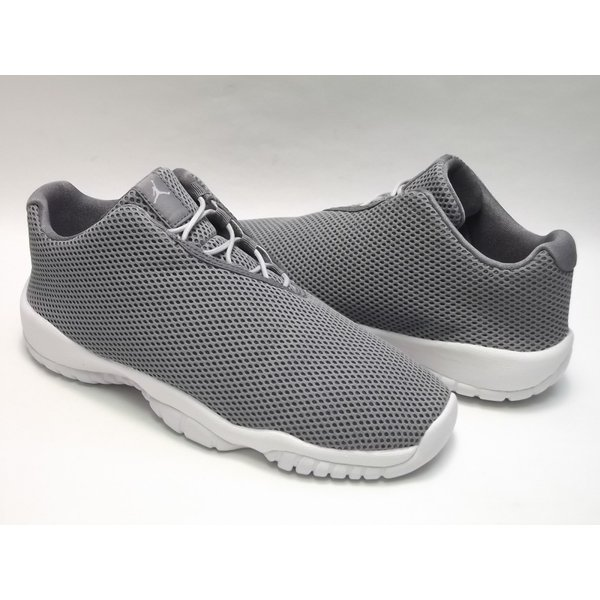 new styles 1c1fc 6b2f0 SALE NIKE AIR JORDAN FUTURE LOW BG grey.mist white cool.grey ...