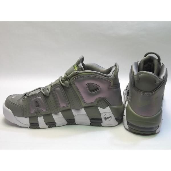 ... NIKE WMNS AIR MORE UPTEMPO dark stucco/white/black ナイキ ウィメンズ エア モア アップ  ...
