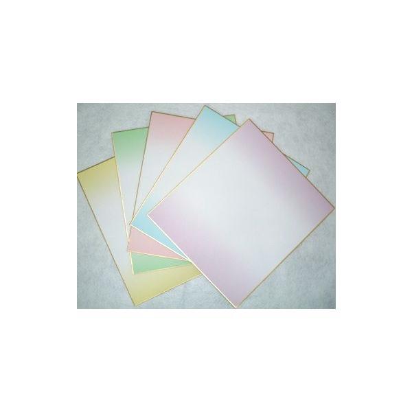 お名前ポエム〜5色から選べる華やかな色紙にポエムをお書きした色紙額|shogendo|03