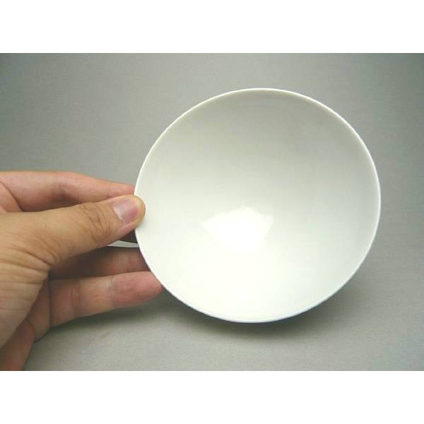 京焼 清水焼     染付左馬ご飯茶碗 (黒)小|shoindo|04