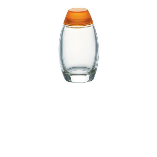 guzzini グッチーニ ソルトペパードーサー 2348.0145 オレンジ 7-1788-0303 塩・コショウ入れ|shokki-pro