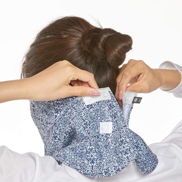 (シンプソン)Simpson 繰り返し 洗える 息苦しくない 日焼け防止マスク UVカットマスク 耳カバー付 フェイスマスク フェイスカバー STA-|shokolaballet|04