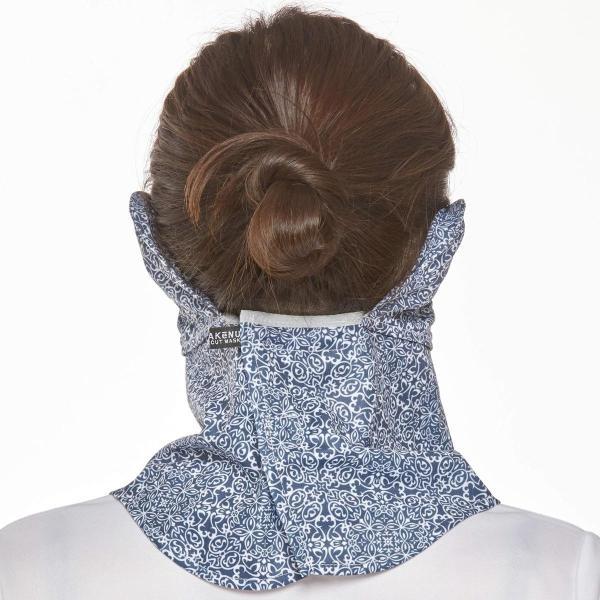 (シンプソン)Simpson 繰り返し 洗える 息苦しくない 日焼け防止マスク UVカットマスク 耳カバー付 フェイスマスク フェイスカバー STA-|shokolaballet|05