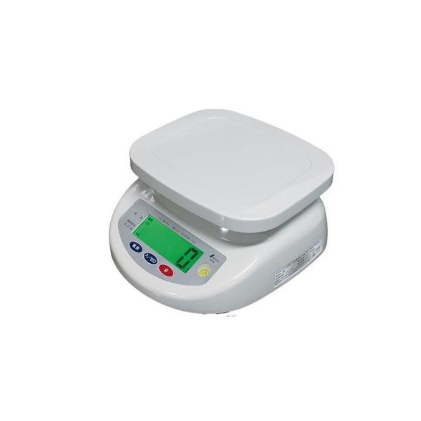 シンワ測定 デジタル上皿はかり 取引証明用 70193