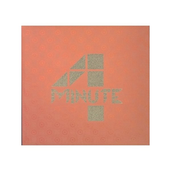 4MINUTE - VOL1. [4MINUTES LEFT]|shop-11