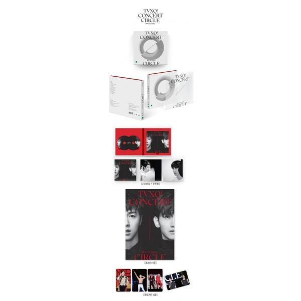 【日本語字幕付】【リージョンALL】TVXQ ! CONCERT CIRCLE #WELCOME DVD 東方神起 写真集【初回ポスター|レビューで生写真5枚|送料無料】|shop-11|02