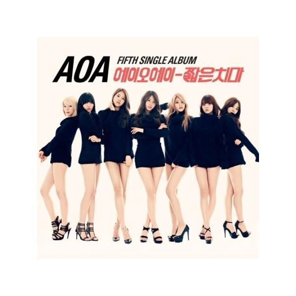 AOA - SHORT SKIRTS (4TH SINGLE ALBUM)|shop-11