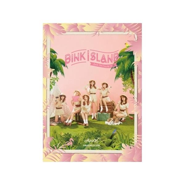 A-PINK - 2ND CONCERT DVD [PINK ISLAND] shop-11