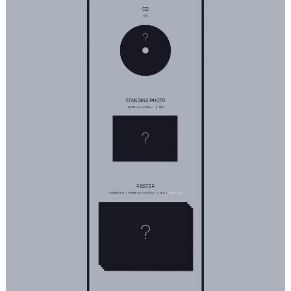 【VER選択|全曲和訳】BTS LOVE YOURSELF 轉 Tear 3RD ALBUM 防弾少年団 正規 3集 アルバム【先着ポスター丸め|レビューでメンバーおまけ|宅配便】|shop-11|03