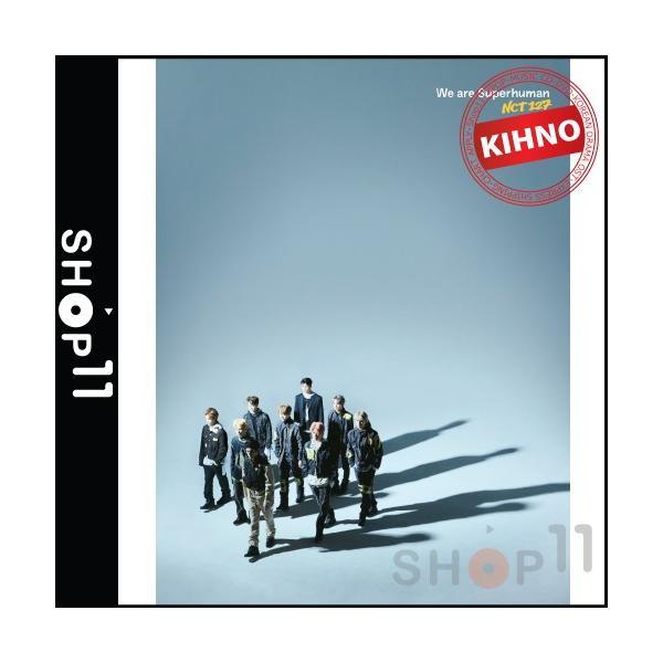 【KHINO】NCT #127 WE ARE SUPERHUMAN MINI 4TH NCT 127 ミニ 4集 キノ【チャート即時反映店】【レビューで生写真5枚|宅配便】|shop-11